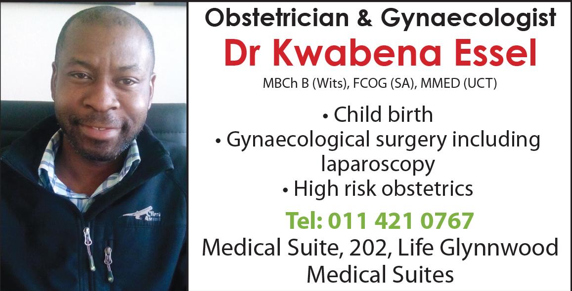 Dr Kwabena Essell