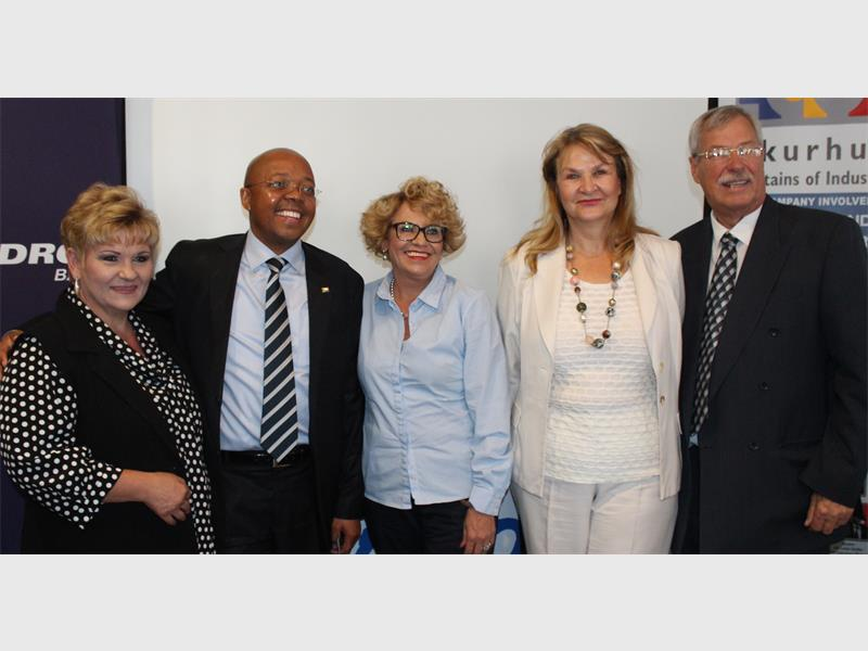 Business breakfast to cement local networking | Benoni City