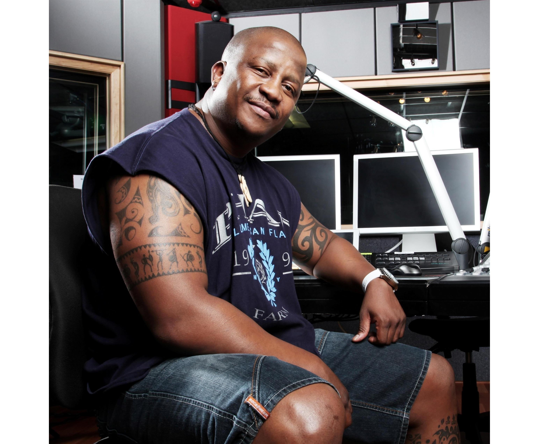 Thato Sikwane is DJ Fresh.