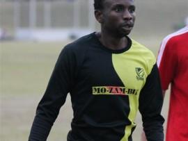 Lesiba Modau, top goal-scorer for the season.