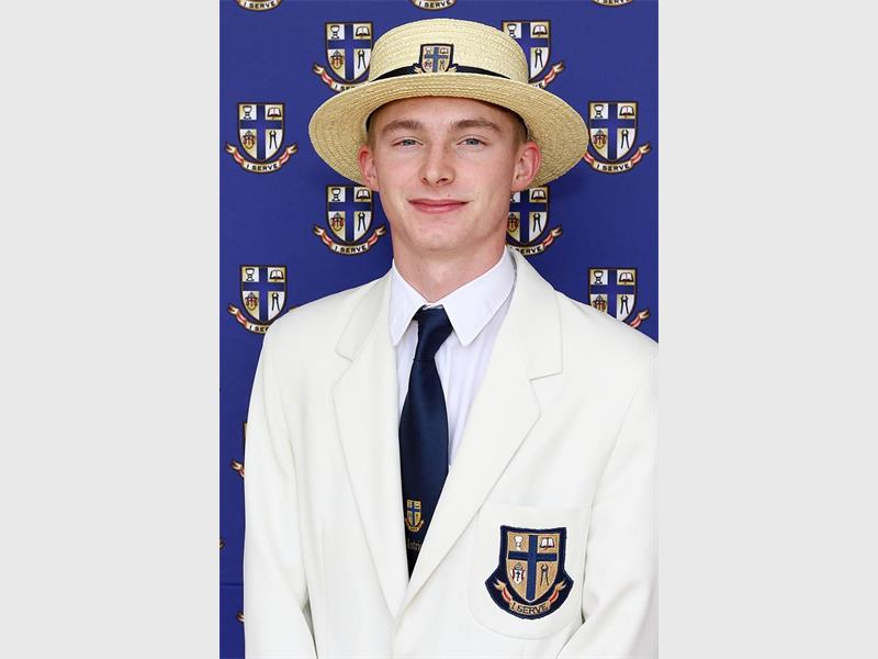 St Dunstan's College student, Darin Croker raked in an impressive nine distinctions in the 2016 Independant Examinations Board (IEB) exams.