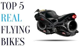 Top 5 Real Flying Bikes 2017-2018