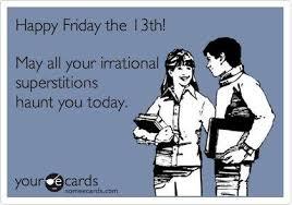 Happy Friday The 13th Benoni Benoni City Times