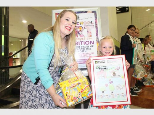 School art competition at Northmead Square a success   Benoni City Times