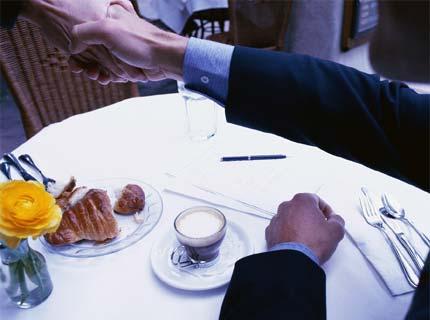 Buisness Breakfast