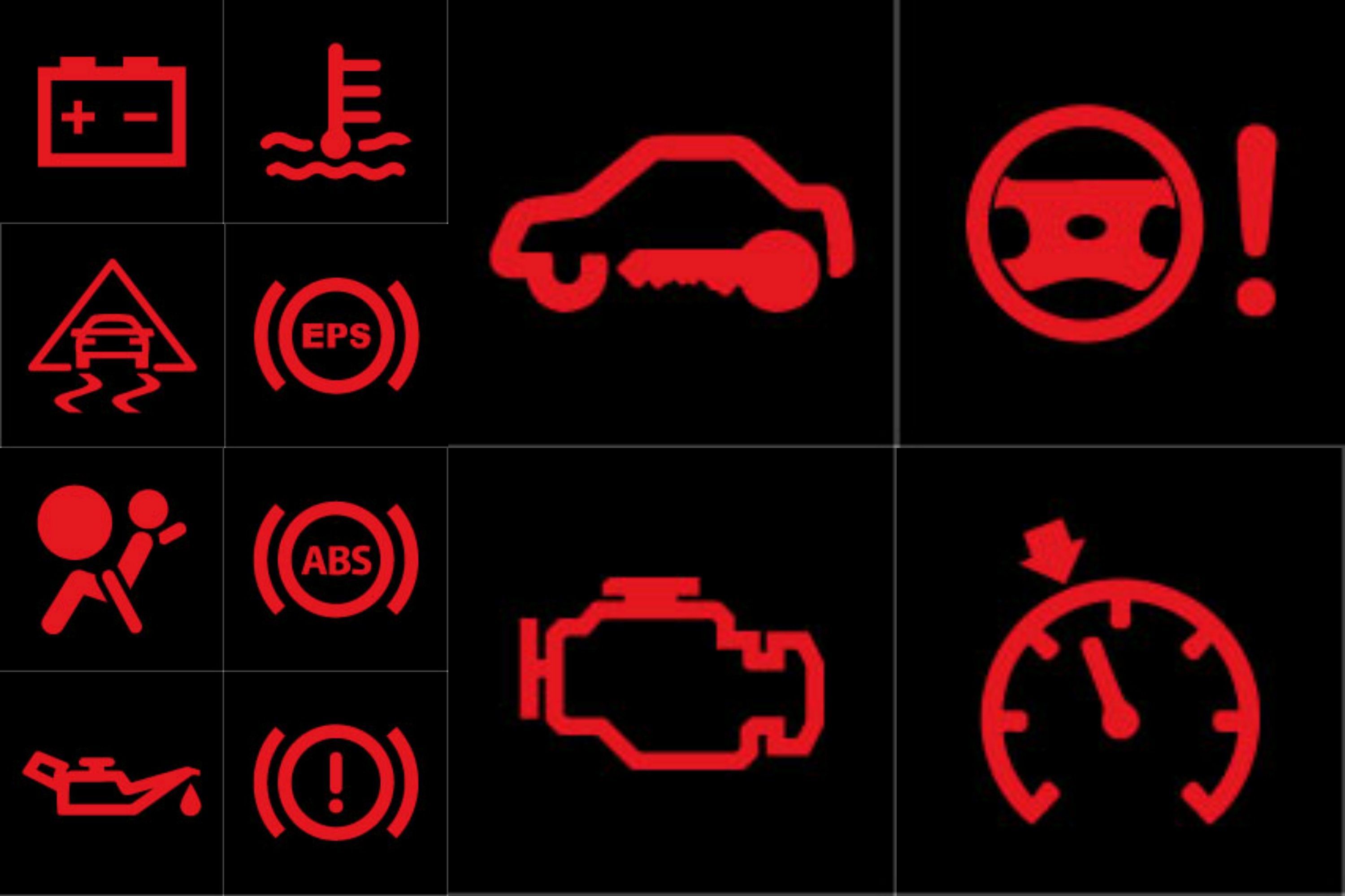 Read The Signs  What Your Dashboard Is Telling You Brakpan Herald - Car signs on dashboard
