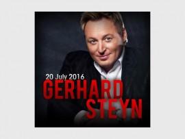 Gerhad Steyn.