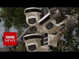 "China: ""the world's biggest camera surveillance network"""
