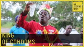 King of Condoms Stanley Ngara