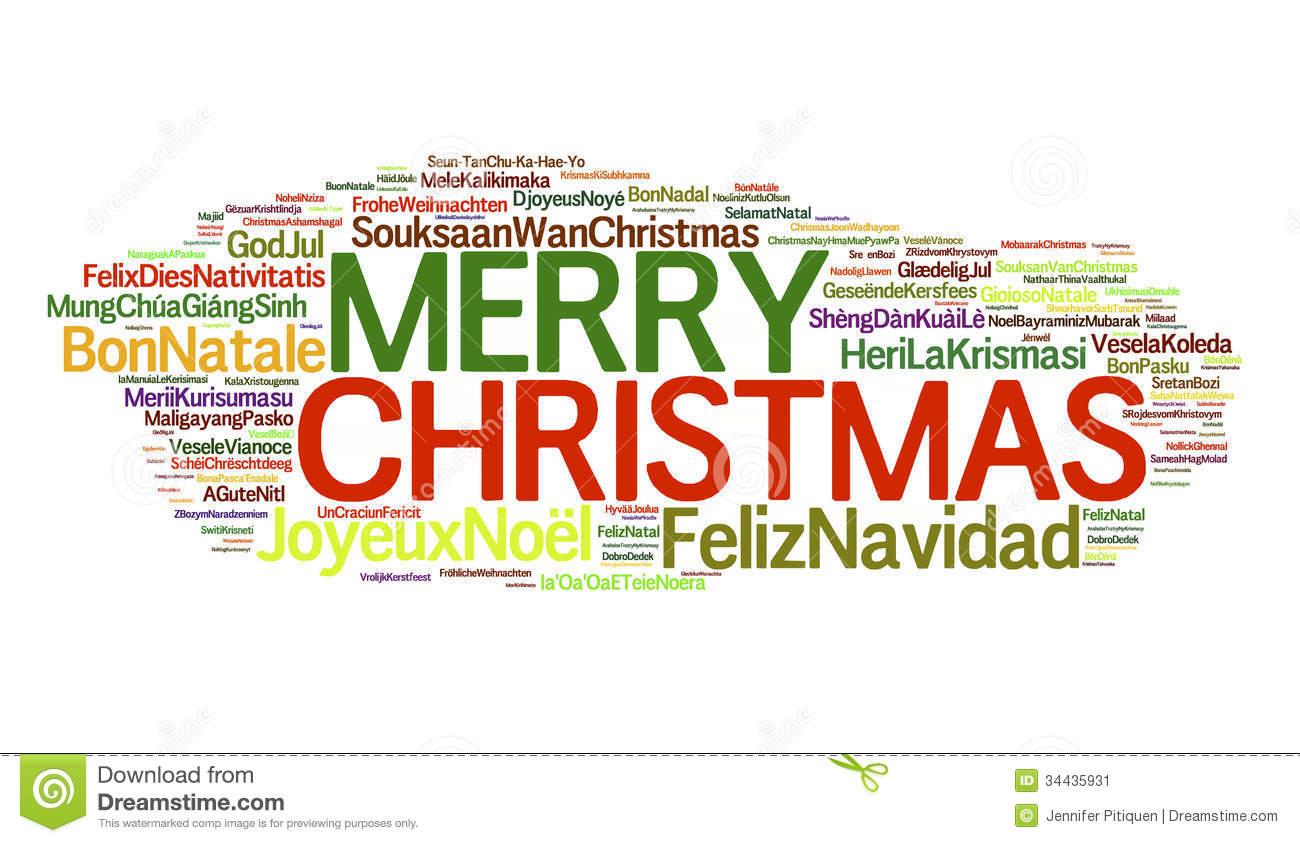 Around the world christmas greetings springs advertiser around the world christmas greetings kristyandbryce Gallery