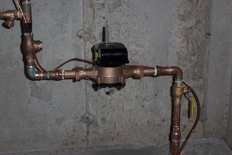 Home Gas Meter And Meter In Water : Metro dealing with water meter issues springs advertiser