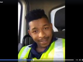 Josh Drizzy Bergh has South Africans laughing and makes a valid point while doing so.