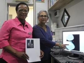 Flora Sibanyoni and Dr. Reshma Naik.