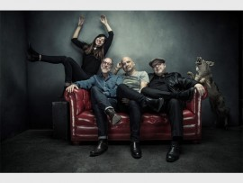 Catch Pixies at Carnival City in March.