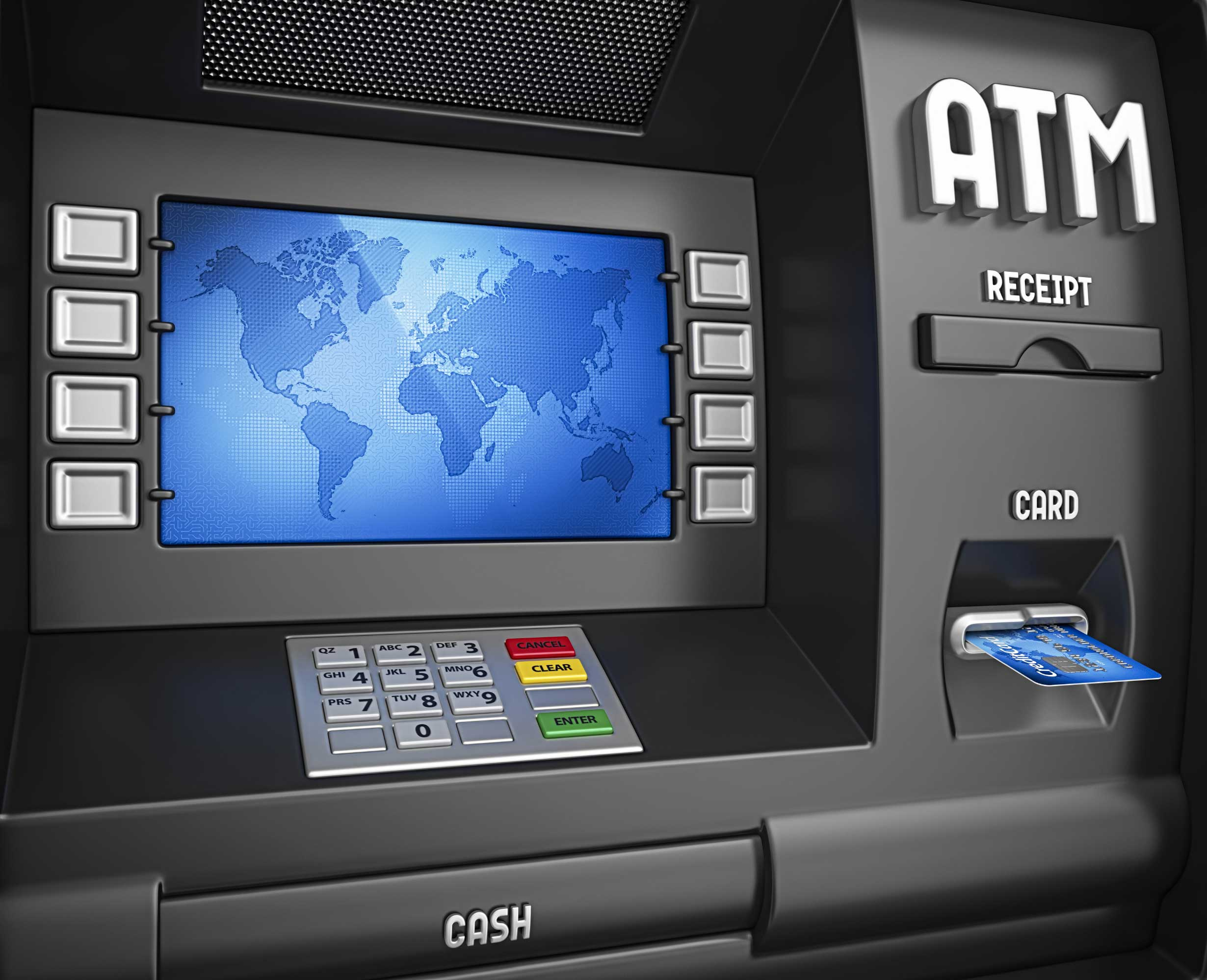 Don T Trust Anyone Trying To Help At Atms Springs Advertiser