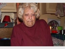 Jacoba Jonk, 71, ly aan ernstige angs en depresssie.