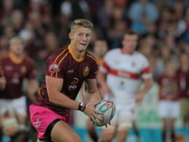 Robert du Preez of Maties during the Varsity Cup match between FNB Maties and FNB UP Tuks. Robert now plays for Western Province. Photo: citizen.co.za