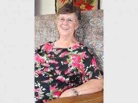 Griet Booyens, organiseerder en koorlid.