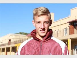 Jeandre Bothma gaan binnekort Mauritius toe as lid van die Suid-Afrikaanse o.17-ringbalspan.