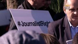 SABC Censorship Protest – Black Friday