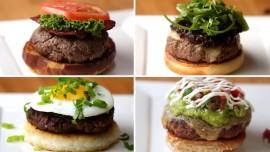 4 Burgers Around the World
