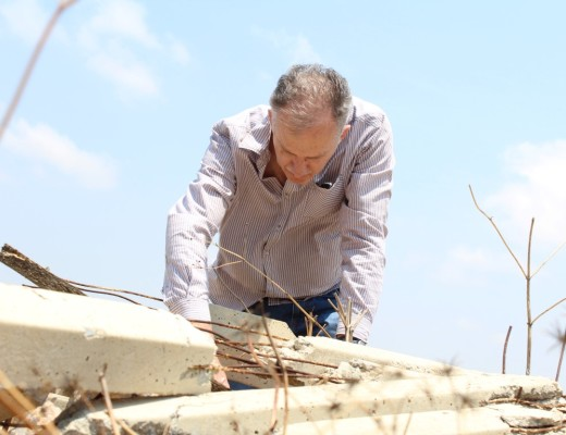 Peter Dick, the DA's Ward 9 councillor, said the wall is broken in some sections, allowing anyone to walk through and do as they please in the graveyard.