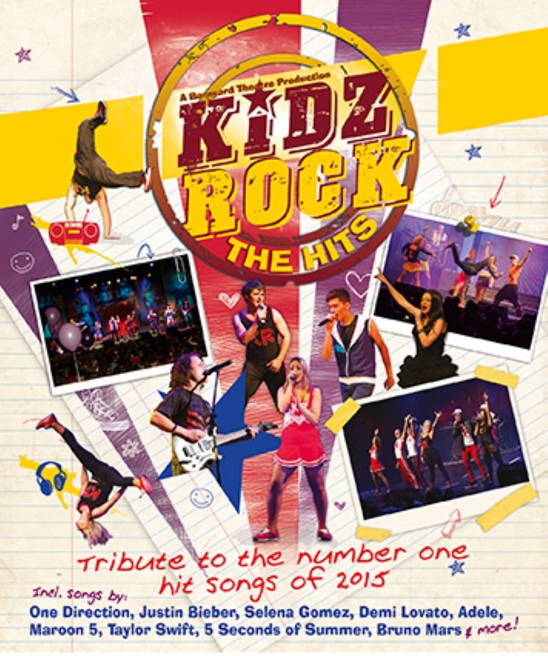 Kidz Rock the hits