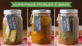 You can now make your own pickles