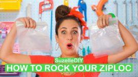 How to rock your Ziploc