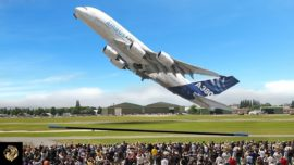 Top 10 Vertical Takeoffs