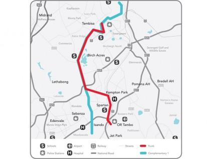 Better public transport on the cards | Kempton Express