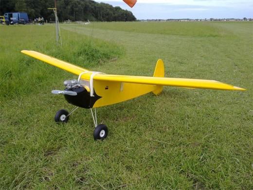 Barnstormers Model Aircraft show | Kempton Express