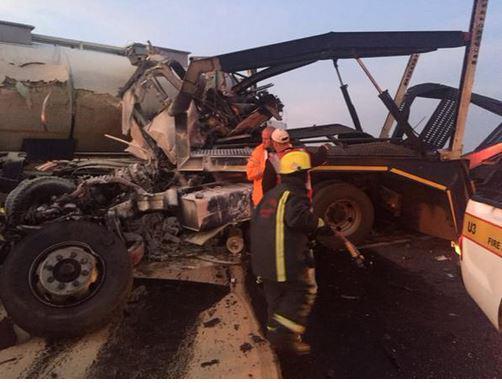 N3 closed near Van Reenen's Pass after fatal crash | Kempton Express