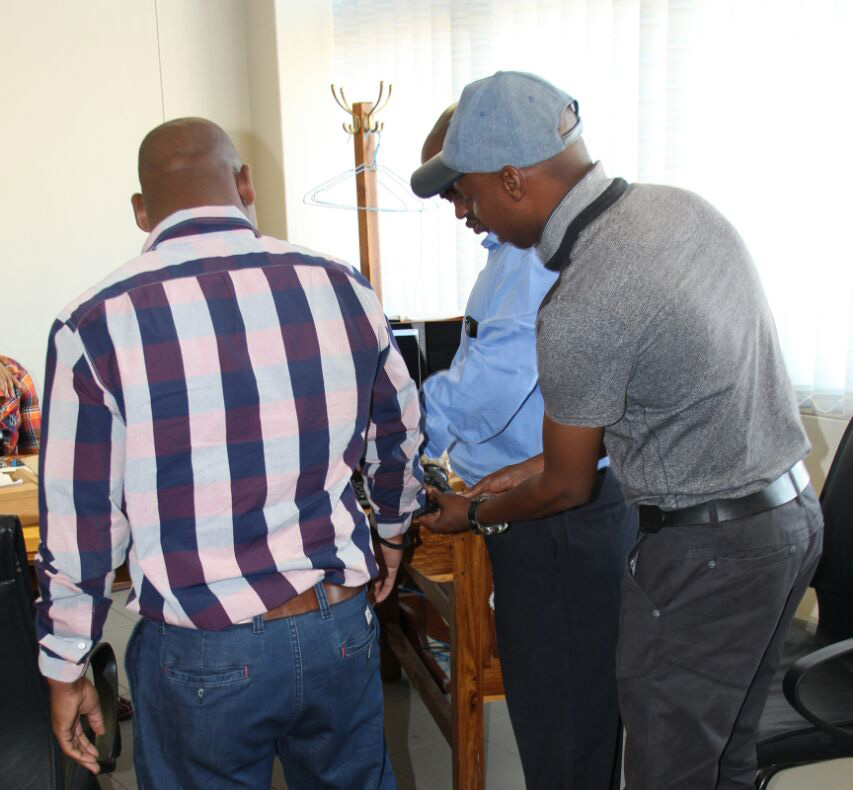 Two Kempton SAPS Detectives In Court For Corruption