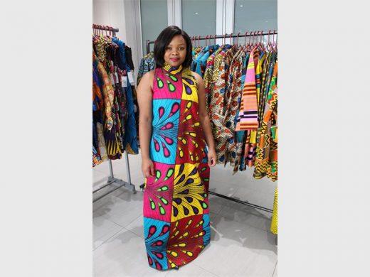 Flight Attendant Soares Into Fashion Designing Kempton Express