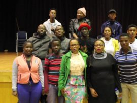Kempton Youth discuss meaning of freedom