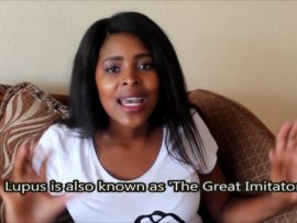 Living with Lupus: Selaelo Makwela speaks out