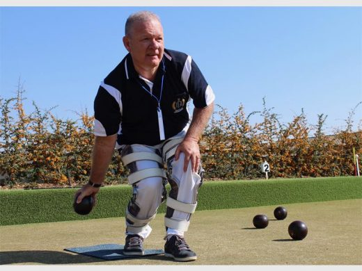 If I can teach blind people to bowl, I can teach you too