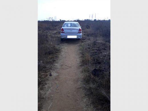 Body hidden in hole next to dam found by Norkem SAPS