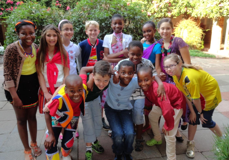 Students show off their heritage | Germiston City News
