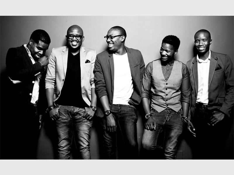 The Muffinz will be wowing the crowd at the Business Premium Jazz Festival at Carnival City on August 22.