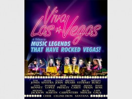 Don't miss Viva Las Vegas at the Barnyard Theatre Emperors Palace from September 2 to October 11.