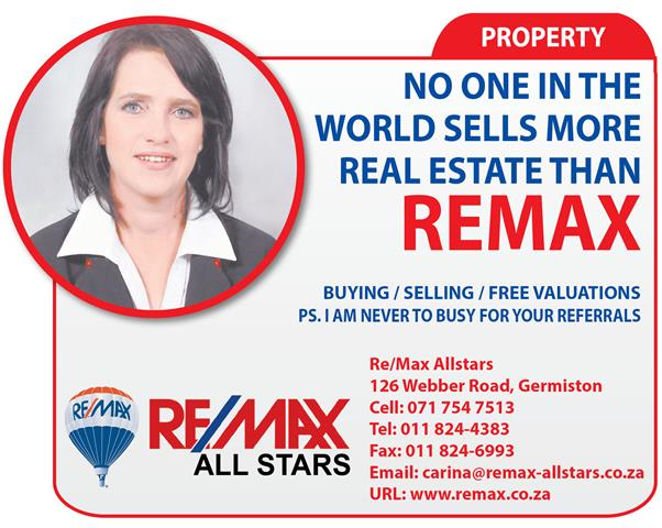 Remax All Stars Online Feature