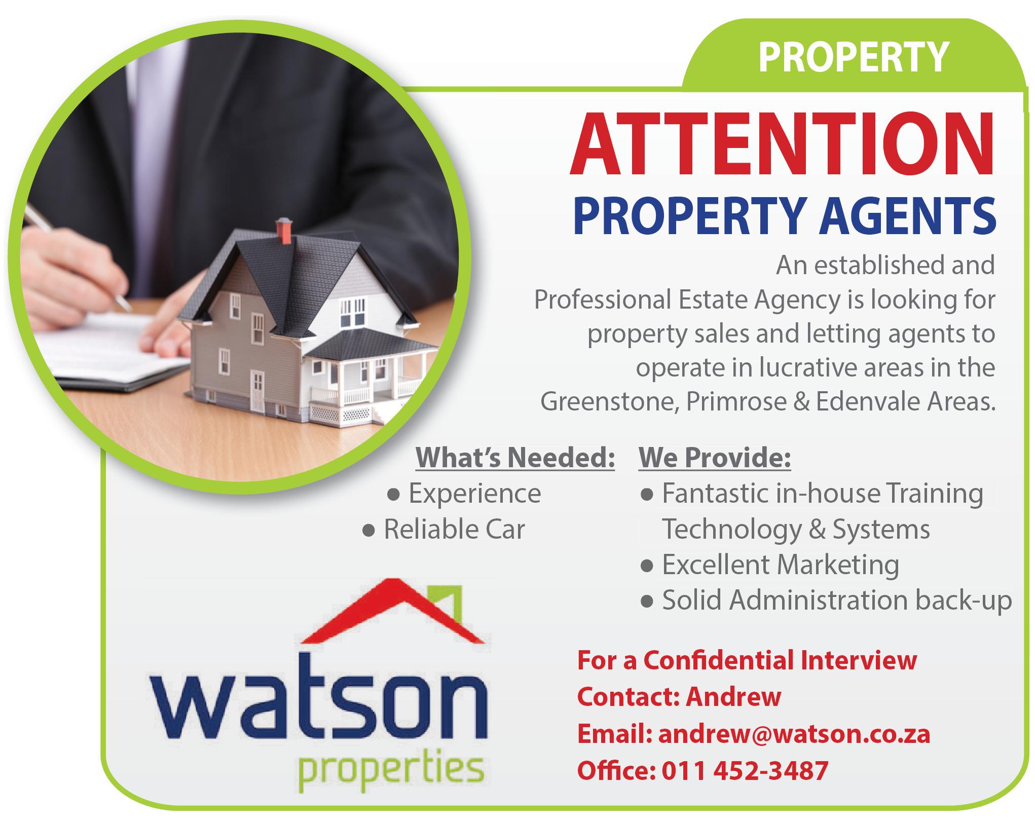 Watson Properties Online Feature