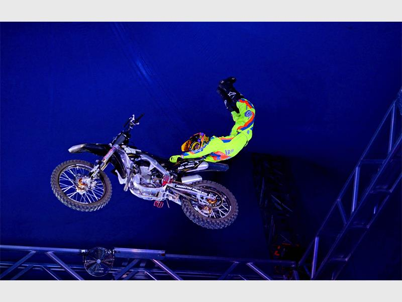 Daring feats will be the order of the day at Aussie: The Australian Circus Spectacular at Carnival City, from May 26 to 29.