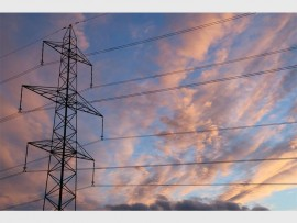 Power outage in Germiston.