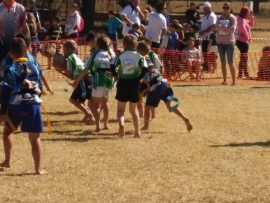 Elsburg Eagles Rugby Club travelled to Benoni for their latest league matches.
