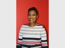 Sgt Zelpha Seema, from the Germiston FCS Unit, is thrilled with the recent conviction a rapist.