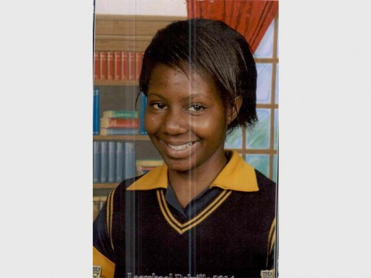 Lysandra Mogapi (15) has been missing since October 16.
