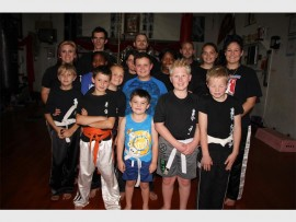 Tebbutt's Mixed Martial Arts Academy's beginners showed off their skills at the club's recent tournament.